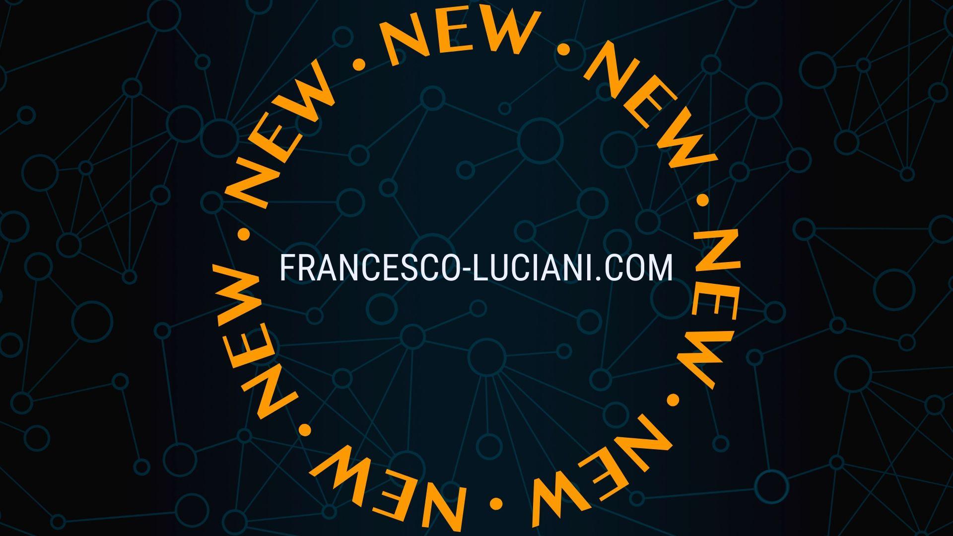Novo website disponível ao público em Maio de 2020